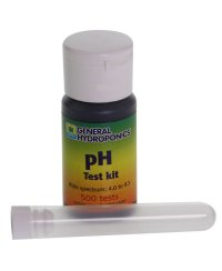 GHE test ph kit pour 500 tests