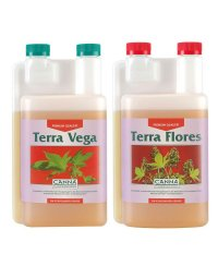 Kit Canna Easy-Starter pour terre 2X 1L