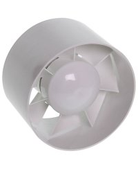 Ventilateur axial pour air entrant 100m² - 100mm
