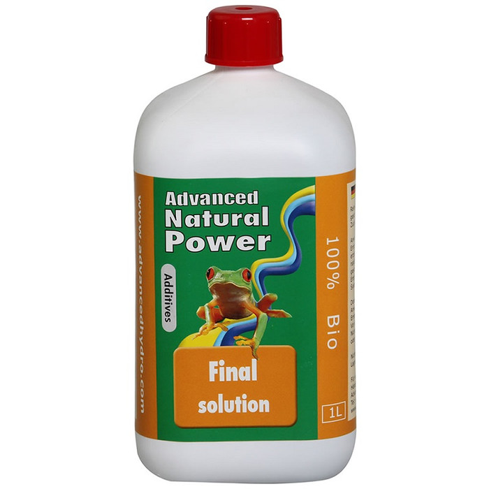 Advanced Hydroponics - Final Solution 1000ml