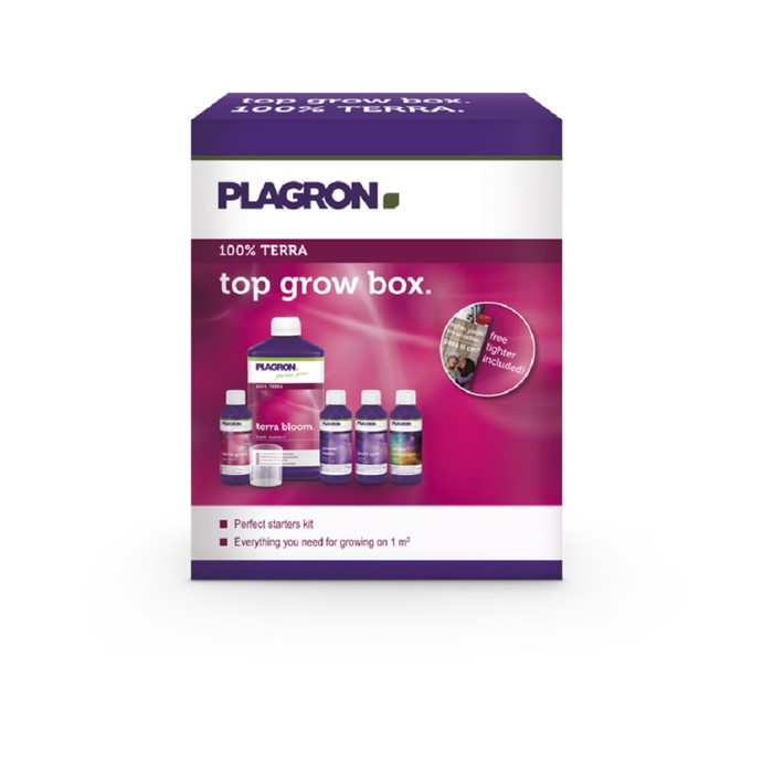 Plagron Top Grow Box Terra 100%