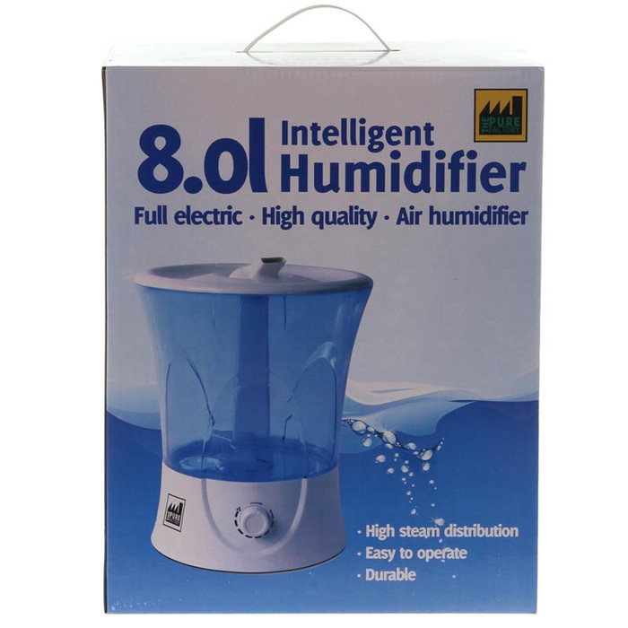 Humidificateur dair ultrason 8 L