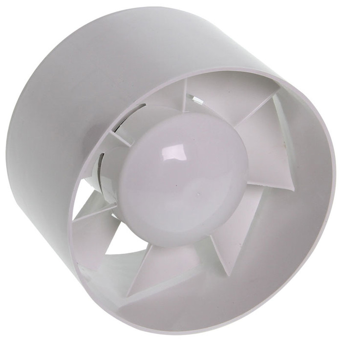 Ventilateur axial pour air entrant 190m³ - 125mm