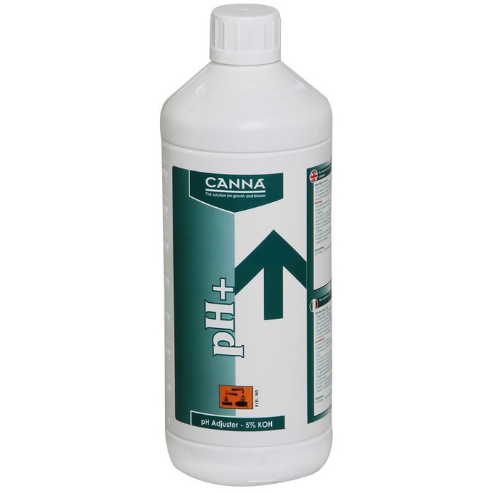 Canna hydroxyde de potassium 1L pH+