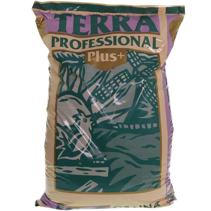 Canna Terra Professional Plus Terre 50 L