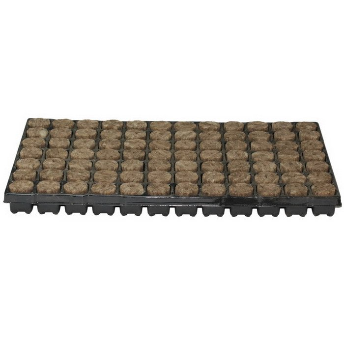 Tapis de culture Speedgrow avec 126 cubes de culture