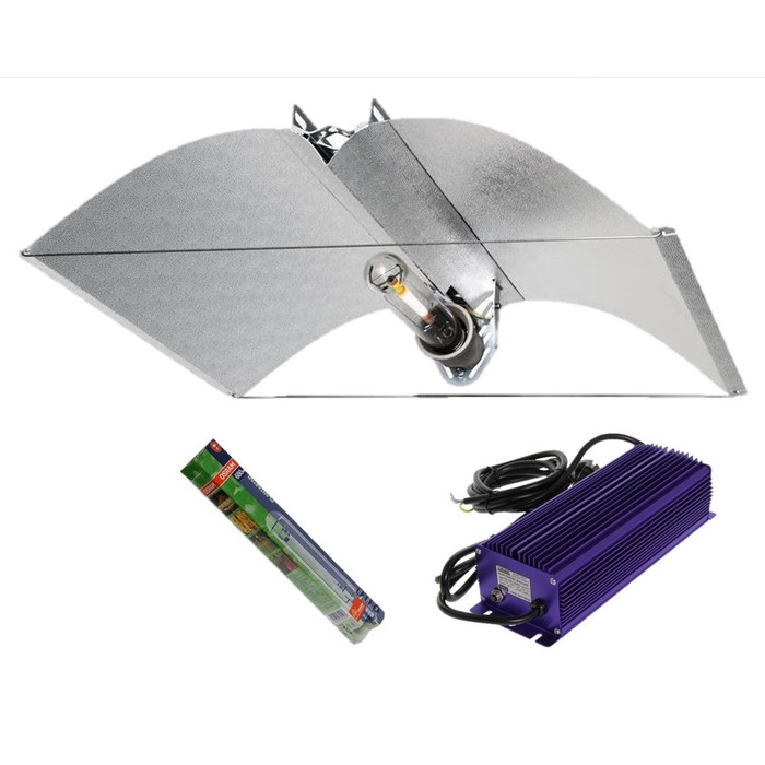 Kit lampe 600W HPS Lumatek commutable - Azerwing Medium