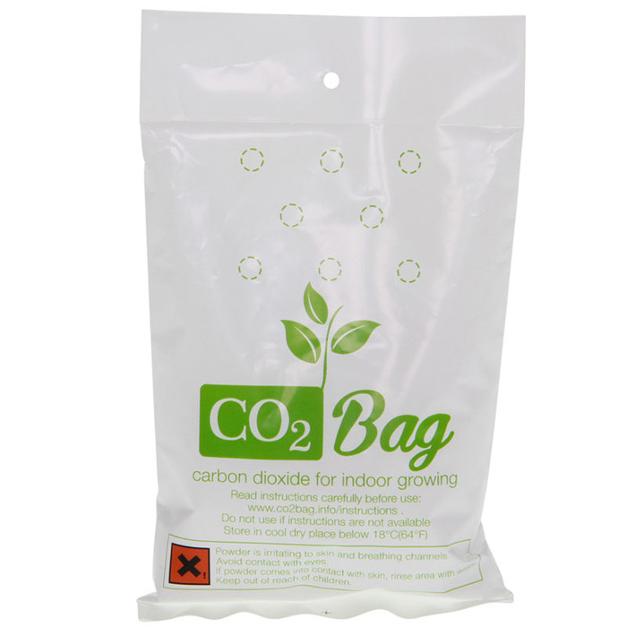 CO2Bag dioxyde de carbone sachet