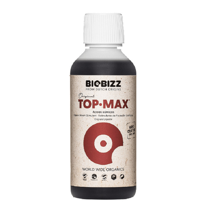 BioBizz Top-Max biologique booster de floraison 250ml