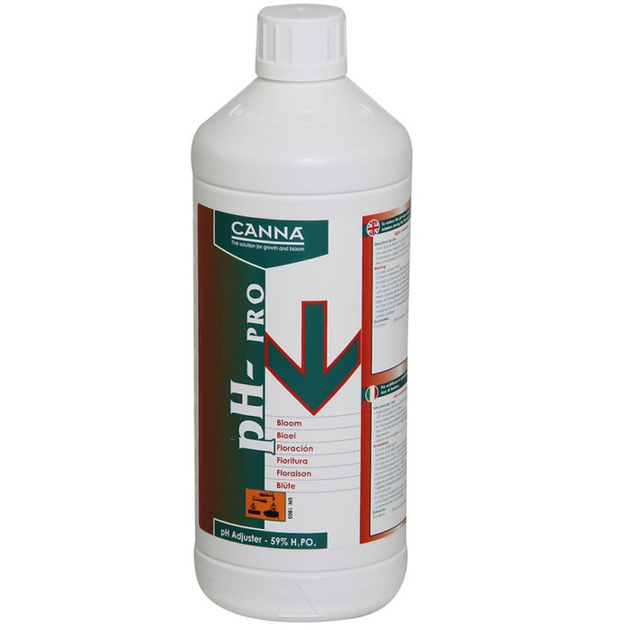 Canna ph floraison acide phosphorique 1L