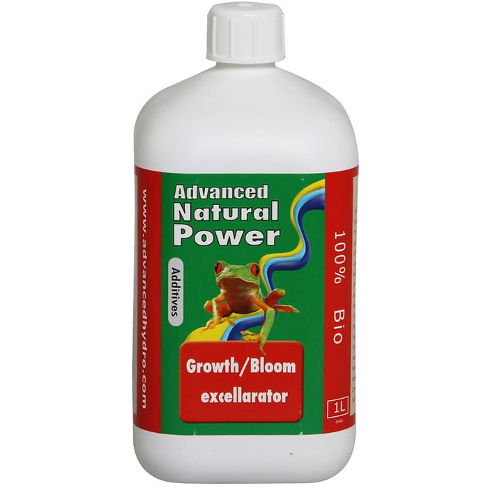 Advanced Hydroponics - Growth/Bloom Excellerator. 1L