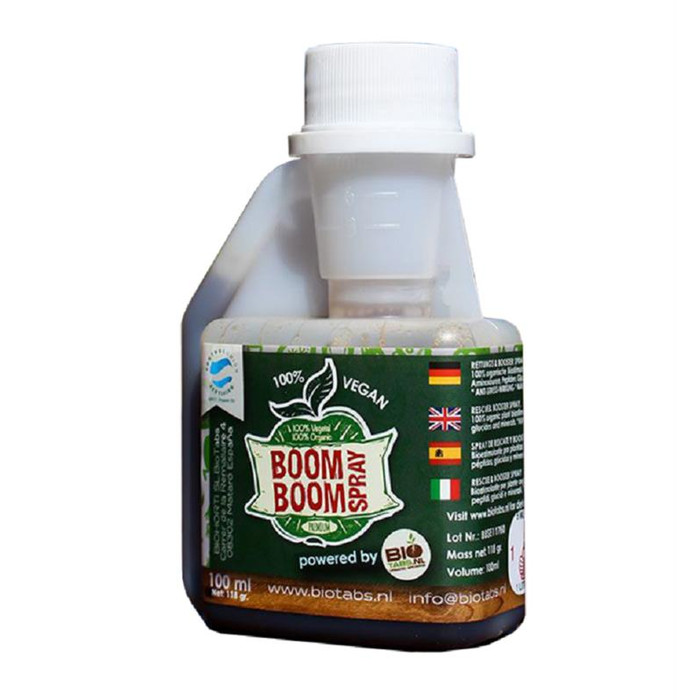 BioTabs spray boom boom 100ml