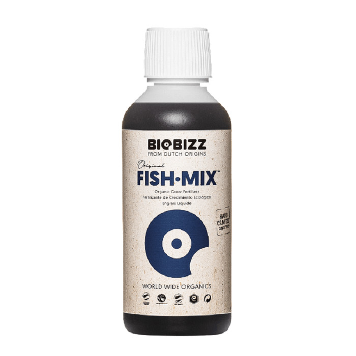 BIOBIZZ Fish-Mix engrais biologique 250ml - 10L