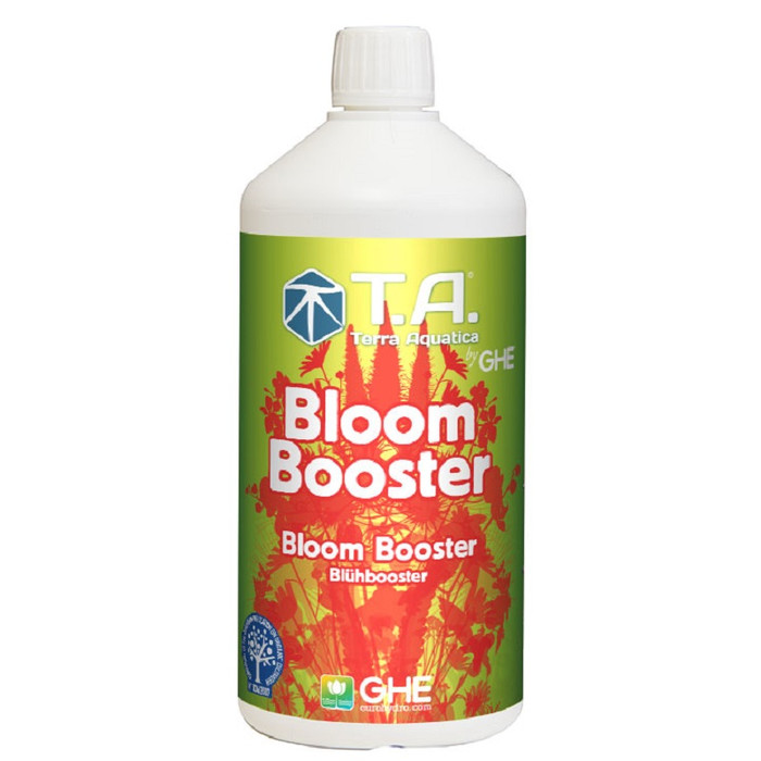 Terra Aquatica by GHE biologique Bloom Booster 1L, 5L