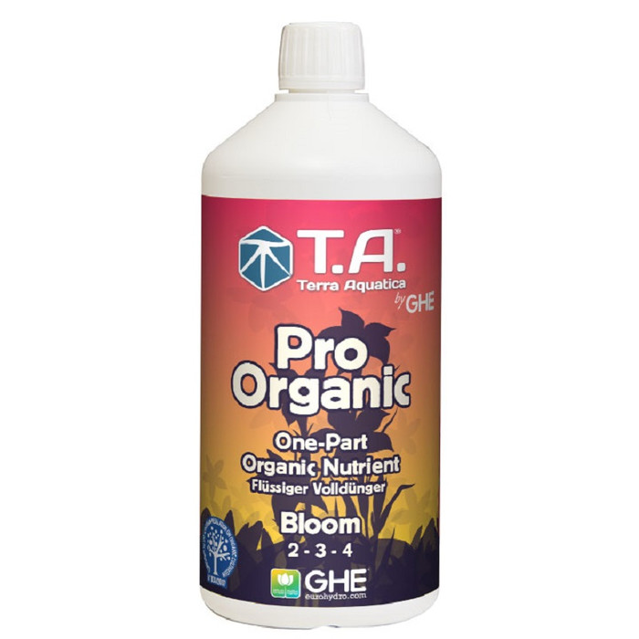 Terra Aquatica by GHE Pro Organic Bloom 100 % biologique...