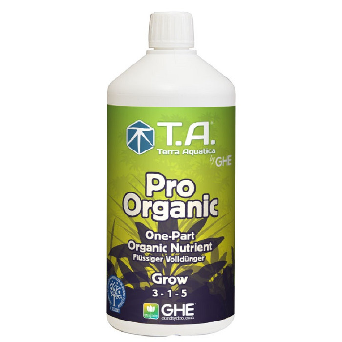 Terra Aquatica by GHE Pro Organic Grow 100 % biologique...